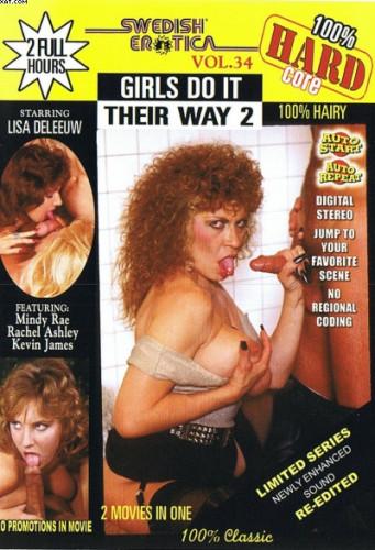 Description Swedish Erotica Hard 34 Girls Who Do It Their Way Part 2