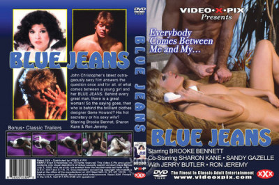 Description Blue Jeans (1981) - Sharon Kane, Sharon Mitchell, Brooke Bennett