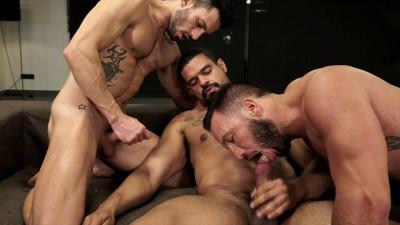 Donato Reyes' Bareback Premiere HD