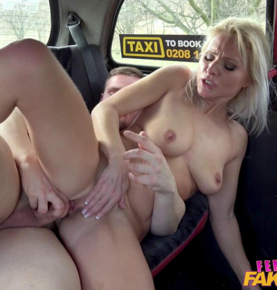 Kathy Anderson – Hot Milf cabbie loves sucking cock FullHD 1080p