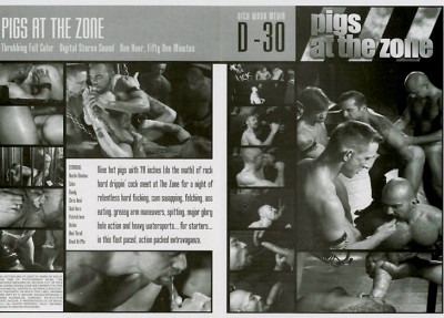 Pigs At The Zone (2007)