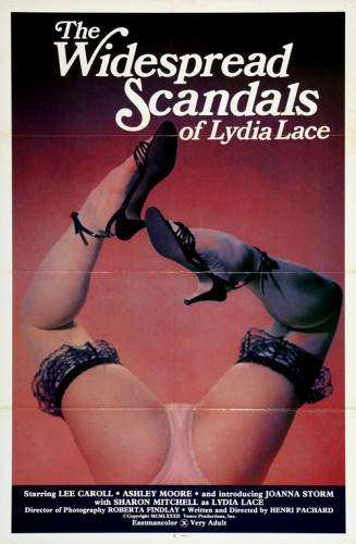 Description The Widespread Scandals of Lydia Lace (1982)