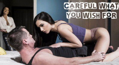 Jaye Summers, Silvia Saige - Careful What You Wish For FullHD 1080p