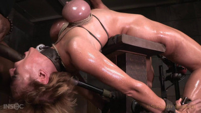 Darling Drooling And Deepthroating Cock