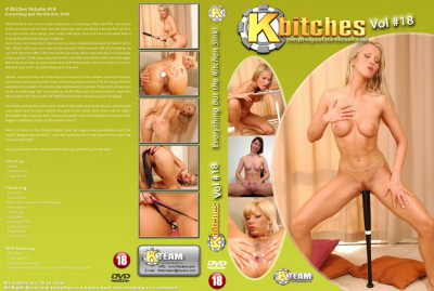 Kbitches Vol 18 –  Everything But The Kitchen Sink