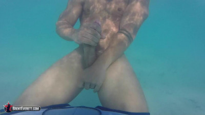 Description Brent Everett - A Caribbean Underwater Adventure