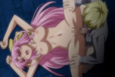 Kyuuketsuki OVA - Scene 1