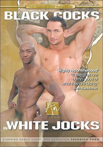 Black Cocks In White Jocks