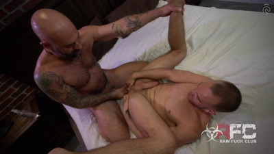 Drew Sebastian and Jackson Radiz