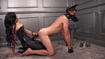 Obey Nikita - Latex Domination Part 3