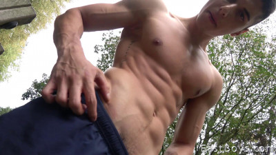 EastBoys Muscle Worship — Jared Shaw