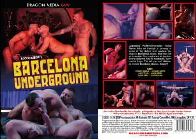 Description Dragon Media – Barcelona Underground(2020)