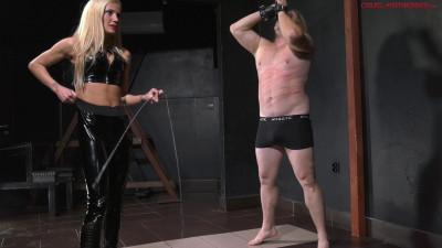 Mistress Tatjana - The Slave Hates The Strokes
