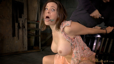 Roughly Fucked By Hard Cock! – Krissy Lynn – HD 720p