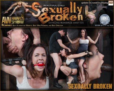 Sexy Chanel Preston Gets A Orgasm And Facefucking Overload Sexuallybroken Style In Tight Bondage