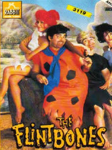 Description The Flintbones(1992)- Sharon Kane, Wayne Summers