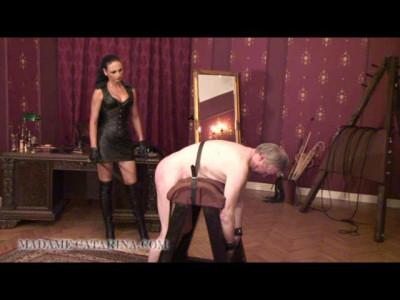 Madame Catarina and Female Domination part 7
