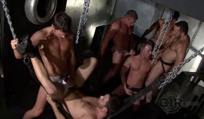 Description Reality Gangbang Party