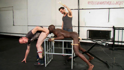 Magnificent 32 Clips Gay BDSM Straight Hell 2010. Part 2.
