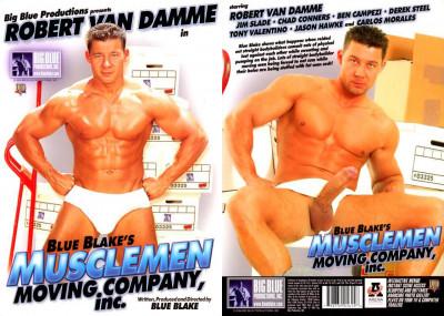 Description Big Blue Productions – Musclemen Moving Company (2004)