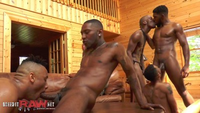 BreedItRaw - 50 Shadez of Black - Part One
