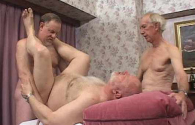 Nasty Old Fuckers In Hard Bareback