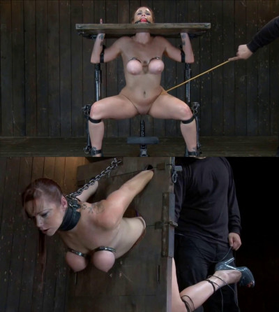 Hard bondage, domination and torture for very sexy angel