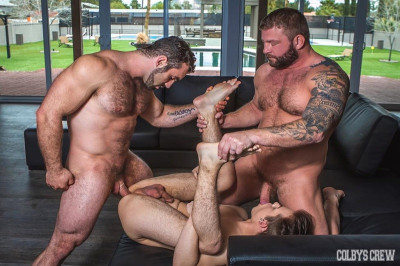 cc - Don't Tell Mom Part 3 (Abe Andrews, Colby Jansen & Jaxton Wheeler)
