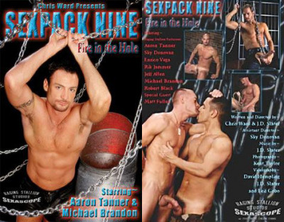 Description Raging Stallion – Sexpack Vol.9: Fire in the Hole(2002)