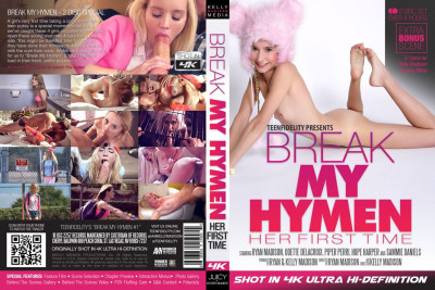 Break My Hymen Her First Time (2015)