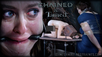 Chained & Tamed – Dixon Mason, PD, Jack Hammer
