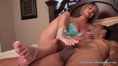 Goddess Foot Domination Pack (2010)