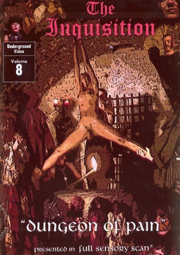 The Inquisition Volume 8 – Dungeon Of Pain