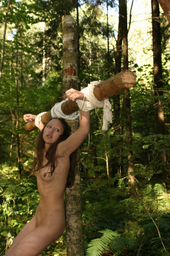 CruxDreams – Crucifixion Mermaid In The Forest
