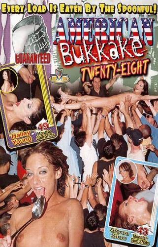 Bukkake From USA #28