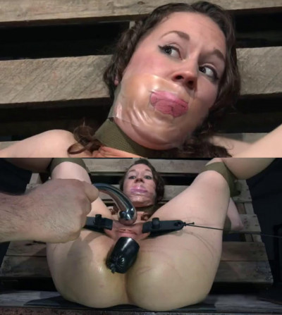 Bondage, domination, spanking and torture for hot girl part 2
