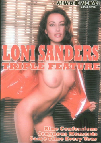 Description Loni Sanders Triple Feature