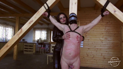 Mistress Ezada Sinn - Punished In Transylvania