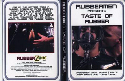 Taste of rubber