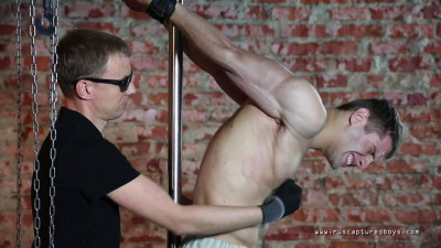 RusCapturedBoys — The Training of Slave Zhenya — Final Part