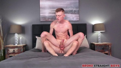 Brandon's Cock Sucked By Richie Before Pushed Into Richie
