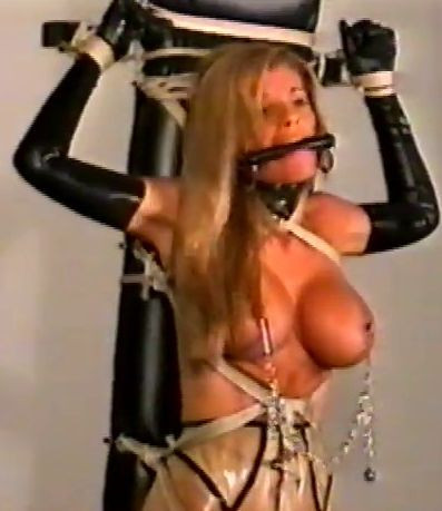 Exotic Latex Bondage And Rubber Cover 7