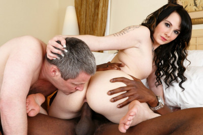 one licking cum - (Montana Skye. Husbands Are Good For One Thing)