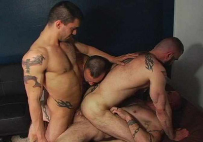 Last Group Sex With Double Penetration