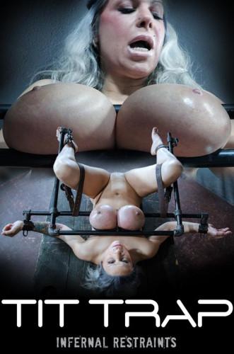 feet joi humiliation - (Tit Trap)