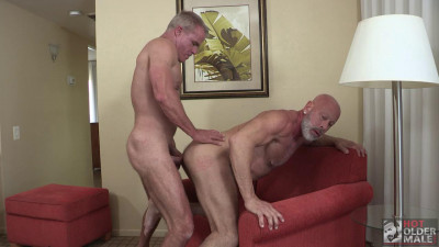 HotOlderMale Dads Trip - Dale Savage Borrows Benjamin James Cream