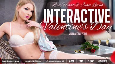 Interactive Valentine's Day - Lucy Heart