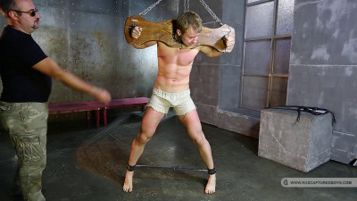 RusCapturedBoys - Gennadiy - The slave to train - All three parts