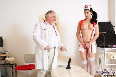 Iveta c - A naughty nurse