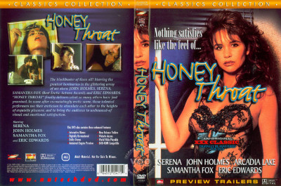 Description Honey Throat(1980)- Samantha Fox, Serena, John Holmes